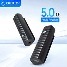 Приемник bluetooth 50 edr orico 35 мм aux адаптер беспроводной
