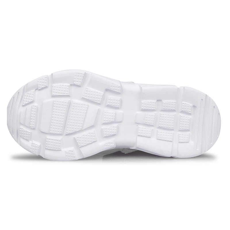 SKHEK Kinderen Schoenen 2019 Jongens Witte Schoenen Meisjes Causale Lederen Sneakers Kinderen Ademende Schoenen Peuter Sport Sneakers
