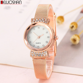 цена Hot Women's Watch Ultra Thin Stainless Steel Quartz Watch Lady Casual Hours Bracelet Watches Women Lovers Female Clock Gift онлайн в 2017 году