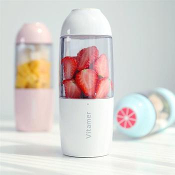 Portable Juicer Blender Rechargeable Electric Smoothie Juicer Bottle Fruit Blender Mixer Mini Cup Maker Fruit Mixing Machine 1
