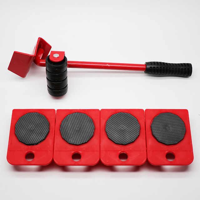 5 в 1 движущийся инструмент для обработки тяжелых предметов, бытовая мебель, мобильное устройство, экономия труда, набор ручных инструментов