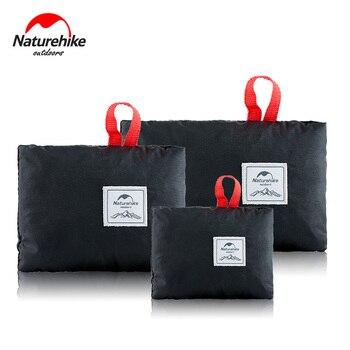 цена на Naturehike Outdoor Tent Tarp Multifunctional Ultralight Pocket Footprint Waterproof Picnic Blanket Camping Mat Floor Mat