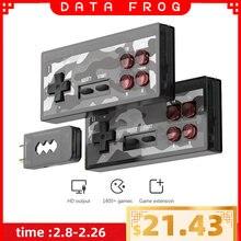 Игровая консоль data frog 4k встроенный 1700 + Классический