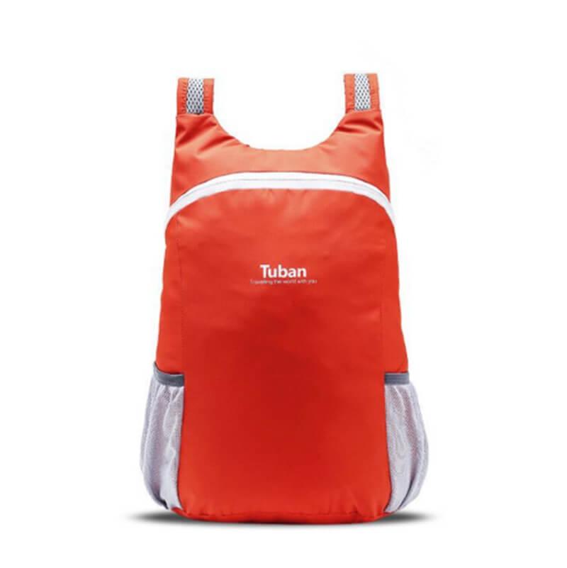 TUBAN Lightweight Nylon Foldable Backpack Waterproof Backpack Folding Bag Portable Pack For Women Men Travel