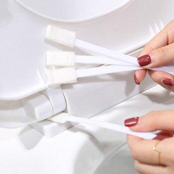 7 piunids/lote cepillo de limpieza multifuncional brochas de esquina para teclado de puerta brochas de herramientas de baño de ventana de polvo Cranny