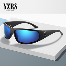 YZRS Brand Stylish Polarized Sunlgasses Men Goggles Outdoor UV Protection Sun Glasses Male Driving Eyewear