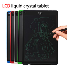 12 Inch LCD Writing Tablet Digital Drawing Tablet Handwriting Pads Portable Electronic Tablet Board ultra-thin Board with pen ugee m708 10 6 inch ultra thin portable electronic digital tablet graphics drawing tablet pad hand writing board dropshipping
