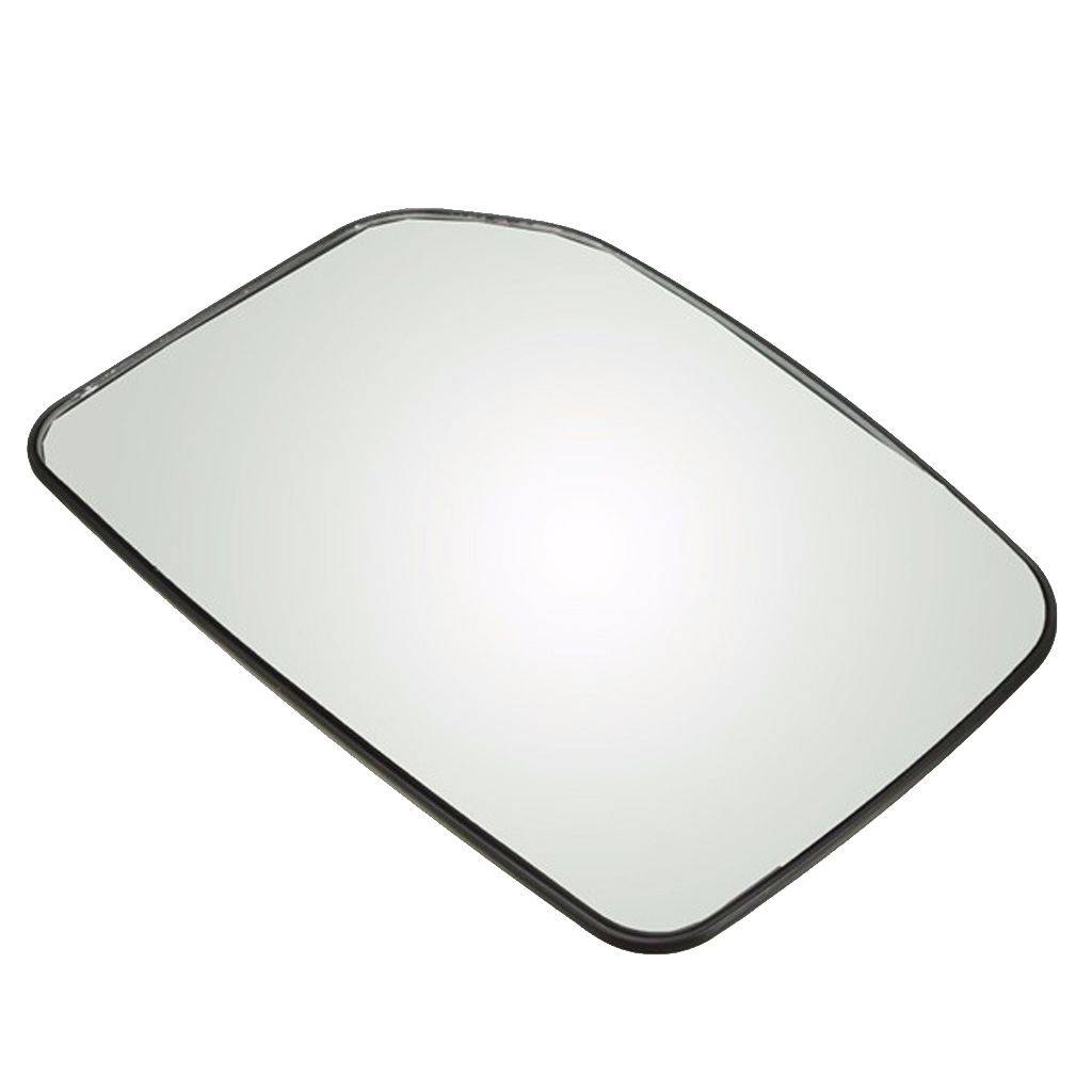 Left Passenger side Convex Wing mirror glass for Ford Transit 2000-2014 Heated