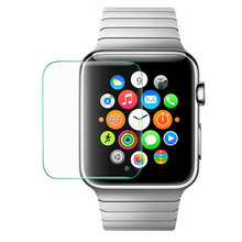 Screen-Protector Tempered-Glass Apple Watch Waterproof 2pcs for 38/42mm 38/42mm