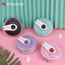 Staleks European Donuts Disposable Manicure Polishing Strip Nail Art Sanding Strip Rubbing Strip Manicure Tool Band Saw Cut