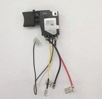 18V mudar para Makita 650751 1 TD152D DTD152 DTD152Z DTD152RME DTD152RFE 6507511|Acessórios para ferramenta elétrica| |  -