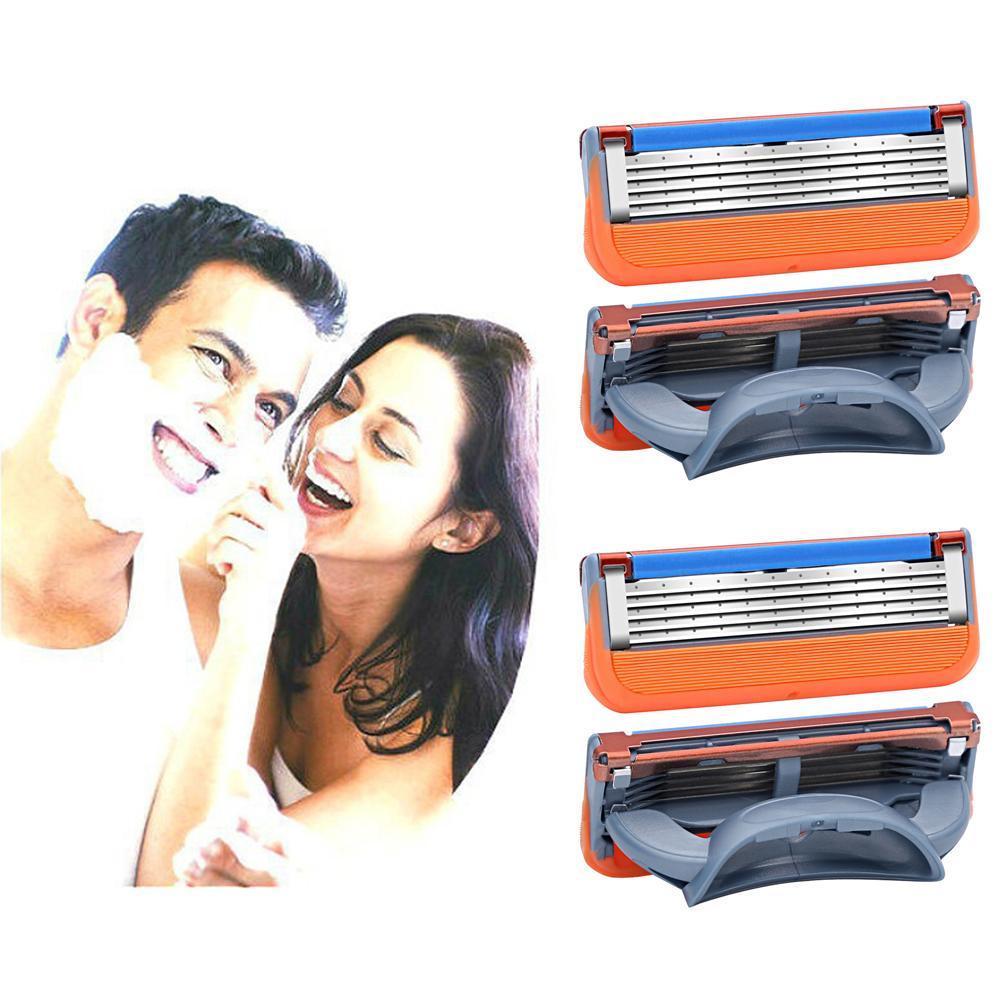 Manual Shaving Male Razors Replaceable Blade Shaving Safety Razor Head