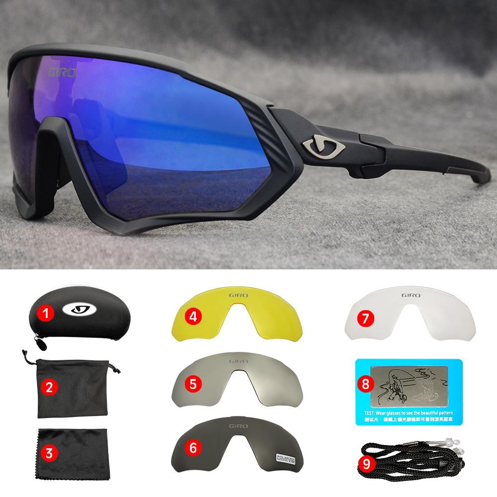 Image 3 - Top Brand Photochromic Cycling Glasses Men 100 Bicycle Eyewear  UV400 MTB Bike Outdoor Sports Glasses Speed Cycling SunglassesCycling Eyewear   -