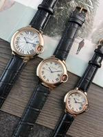 Luxury role Relogio Watch Femme Mechanical Watch Ladies Lovers Watches Men Women Dress Leather Fashion Couple Wristwatches$1999