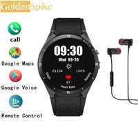 GOLDENSPIKE KW88 PRO reloj inteligente hombre iwo 12 smart watch para huawei watch 2 samsung s4 smart watch para ios reloj inteligente