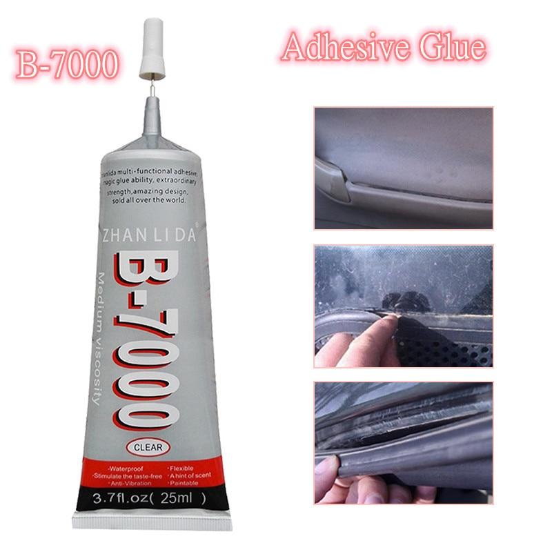 Multi Purpose B-7000 Adhesive Glue Crafts Glass Touch Screen Cell Phone Super Glue B7000 PVC Glue Na