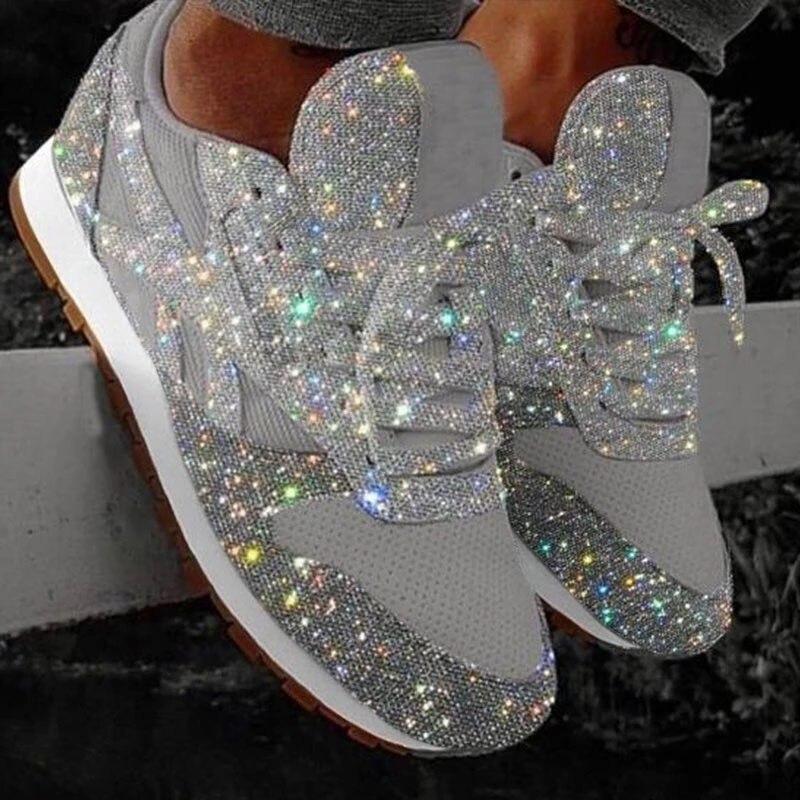 2019 Fashion Women Vulcanized Shoes
