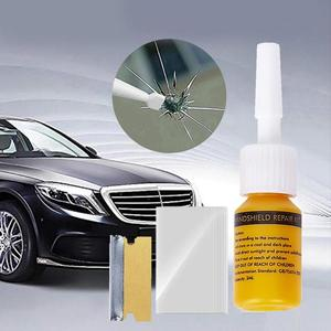 Car Windshield Repair Agent Automotive Glass Window Scratch Crack Restore Screen Polishing Repair Tool Kit