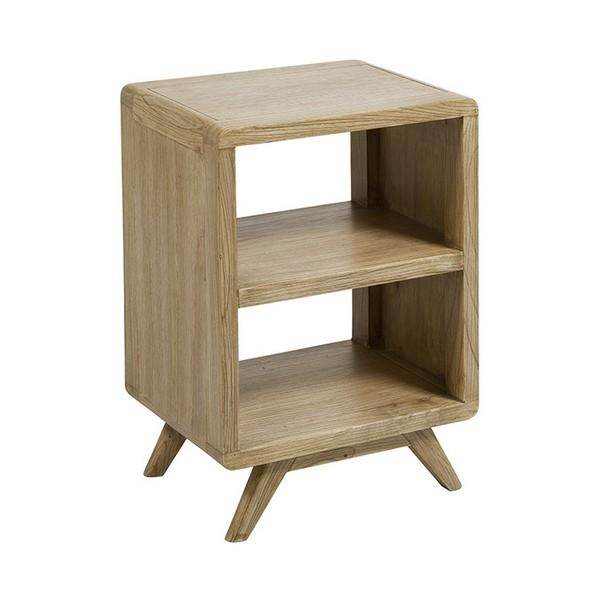 Nightstand Mindi Wood Plywood (45 X 35 X 65 Cm)