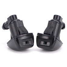 New 2Pcs for Geely Emgrand EC7 EC7-RV GC7 SC7 Car Windshield Wiper Washer Water Spray Nozzle Jet(China)
