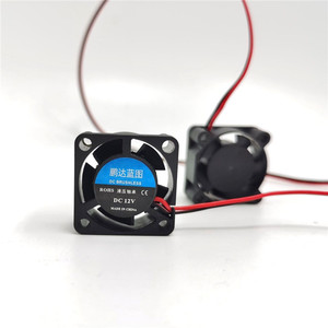 Image 1 - Refrigerador 2510 25x25x10mm silencioso 12 v 5 v 24 v usb manga/2 rolamento de esferas 2.5 cm mini ventilador de refrigeração para o ventilador da impressora do dissipador de calor do portátil 25mm 3d