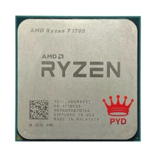 CPU Processor R7 1700 Sixteen-Thread Amd Ryzen AM4 Eight-Core Ghz Yd1700bbm88ae-Socket