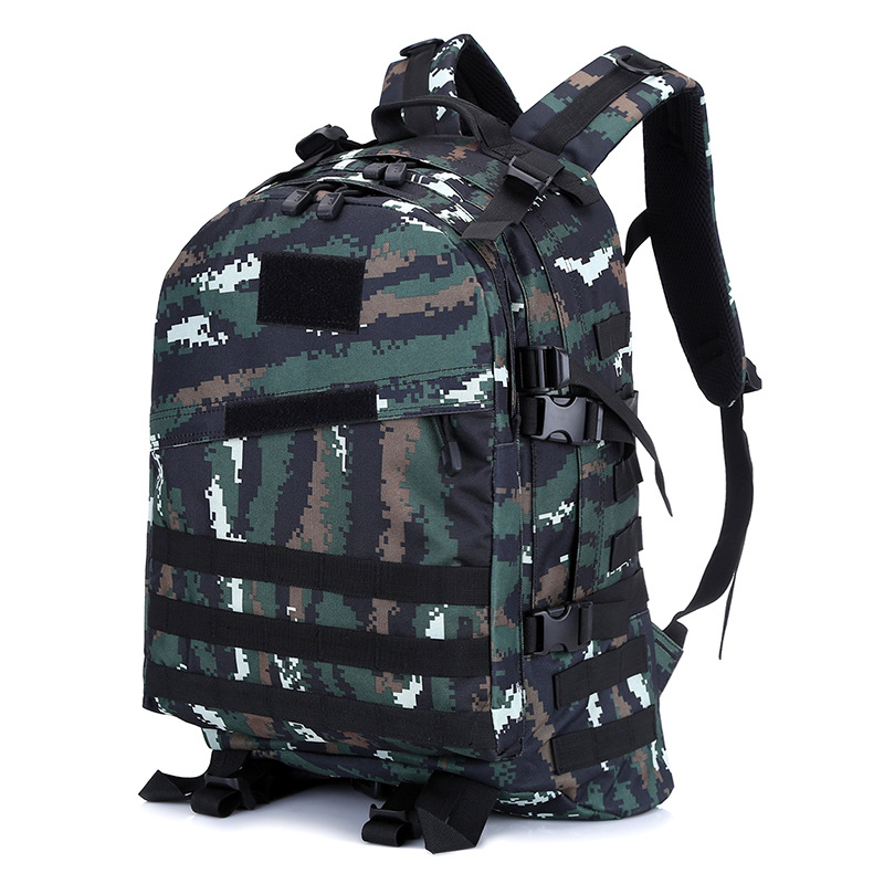 Waterproof Oxford Mountaineering Bag Outdoor Backpack Men Tactical Bag Backpack Army Camouflage Outdoor 3D Sports Backpack