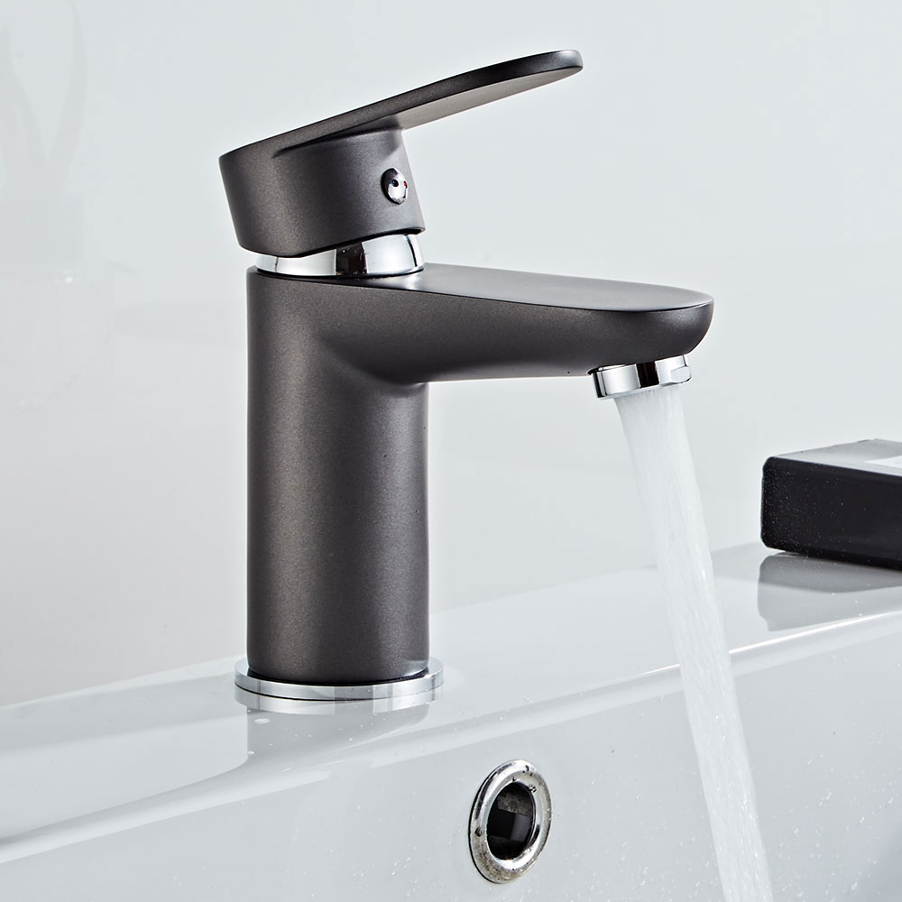Bathroom Tap Hot Cold Mixer Tap Single Hole Handle Bathroom Sink Basin Faucet Torneiras Monocomando for Bathroom Accessories