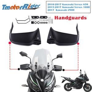 for Kawasaki Z900 Versys 650 Handle Bar Hand Guard Handguard Protector Brake Clutch Protector Wind Shield Versys650 1000 Z 900(China)