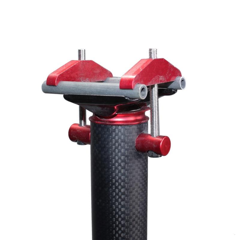 Genuine Product EC90 Dahon Folding Bicycle All Carbon Fiber Tube Seatpost Balance Seat Tube 33.9X580 Size