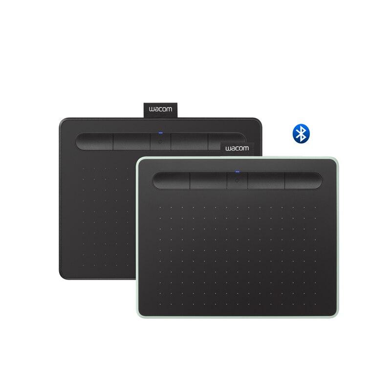 Wacom intuos CTL-4100 / CTL-4100WL gráficos bluetooth desenho digital tablet 4096 níveis de pressão para windows, mac, android