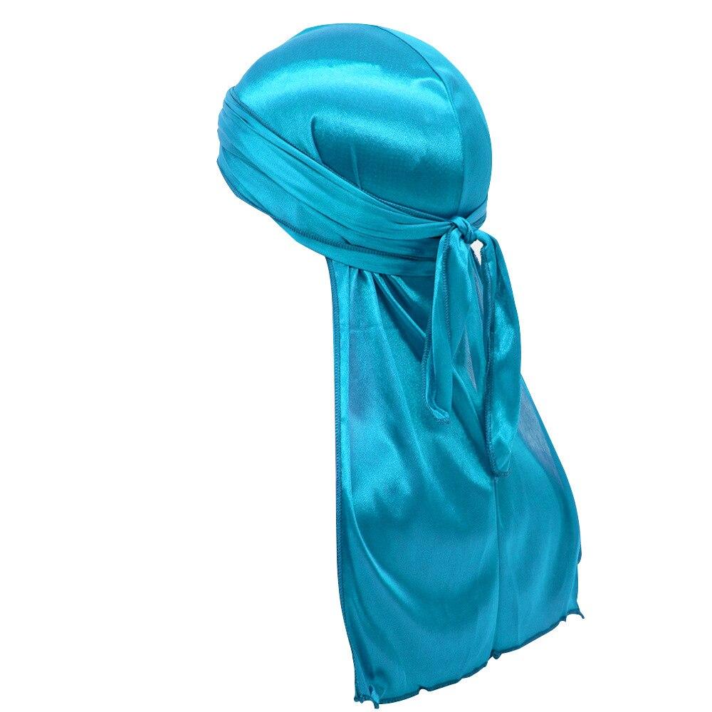 8 видов цветов модная одежда унисекс для мужчин и женщин для шелковистые дураки тюрбан банданы резинки для волос шляпа с запахом с длинным ш...