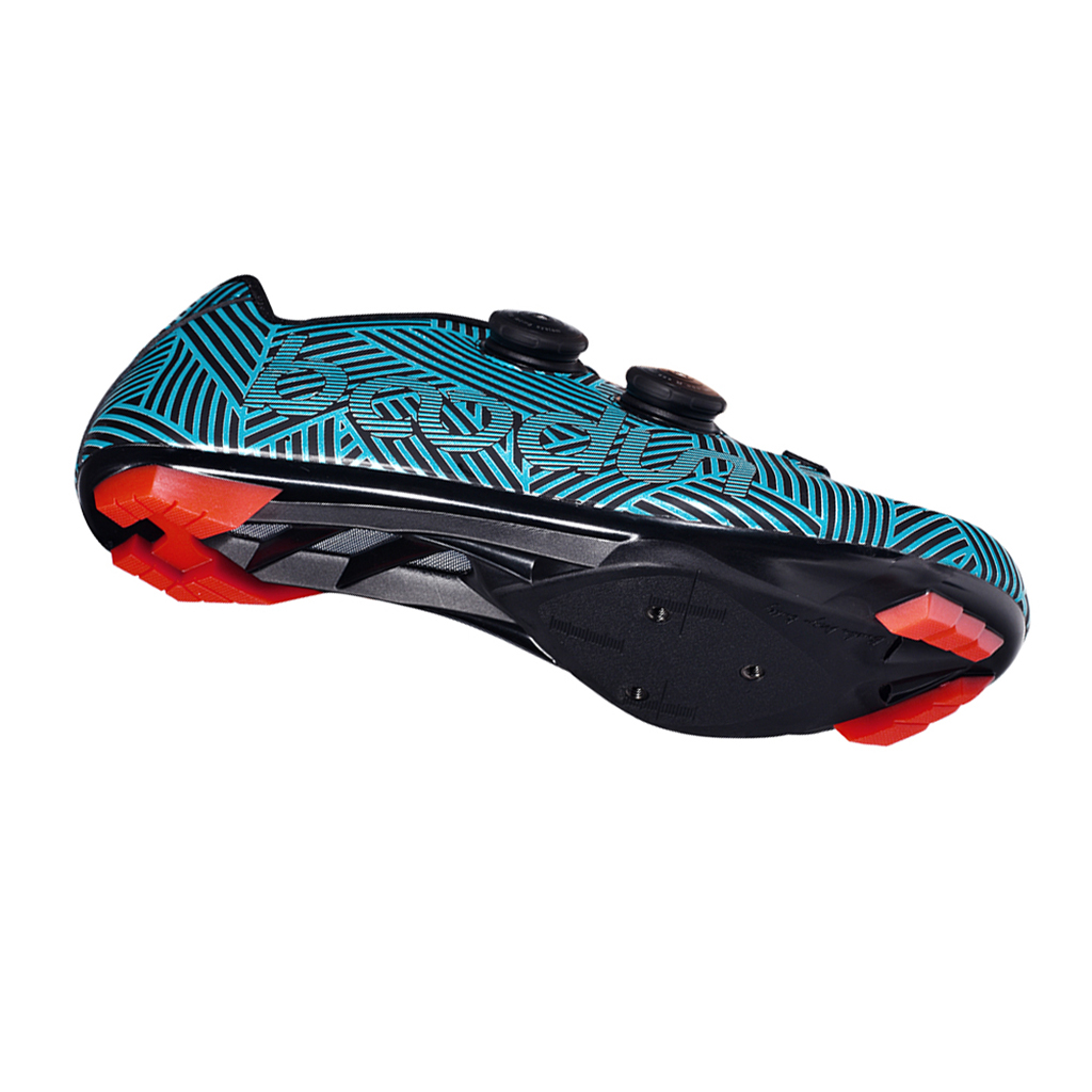 Men`s Mountain Road Bike Cycling MTB Bicycle Self-locking Shoes Breathable Non-slip Sneakers