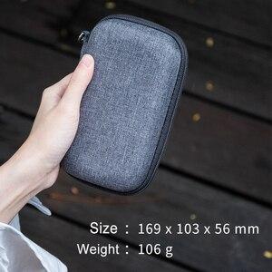 Image 5 - SHANLING C3 boîte de rangement pour lecteurs portables M0 M1 M3S M5S FIIO M5 M6 M9 M7 M3K M11 paquet multi usage Anti pression