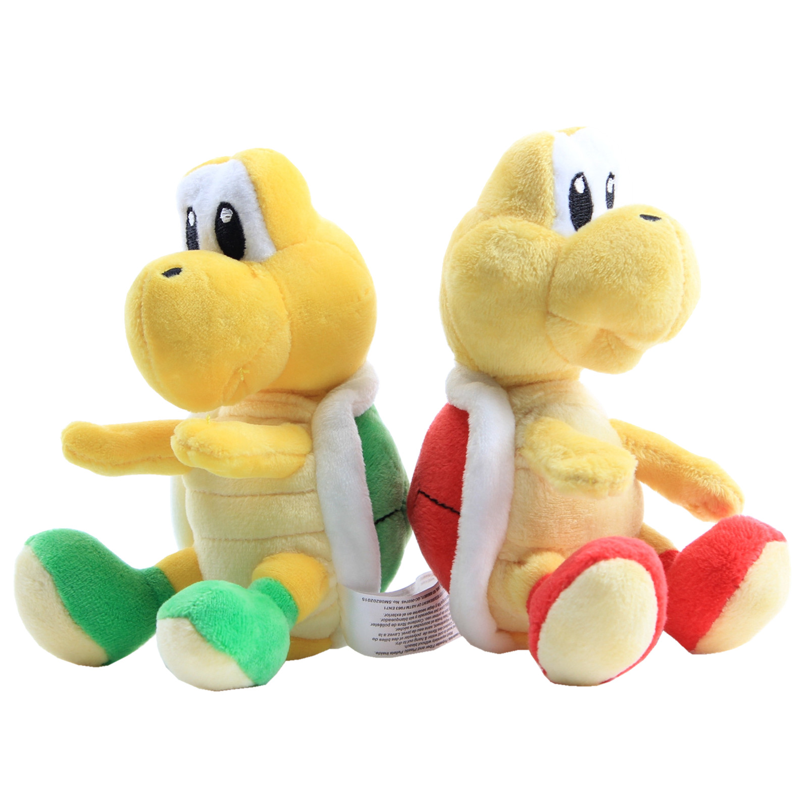 Mario Mario Koopa Troopa Plush Toys Doll Japan Cartoon Anime Cute Kawaii Tortoise Stuffed Animals Toys Children Baby Gift