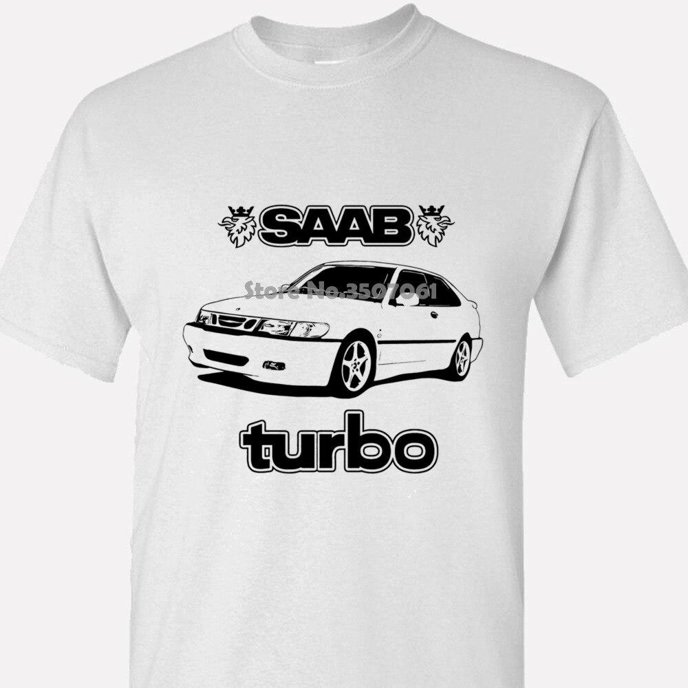Unisex SAAB Cotton T-Shirt