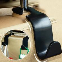 Крепление на подголовник на заднее сиденье автомобиля пластиковая бутылка для сумки вешалка Органайзер авто товары аксессуары для автомобиля интерьер