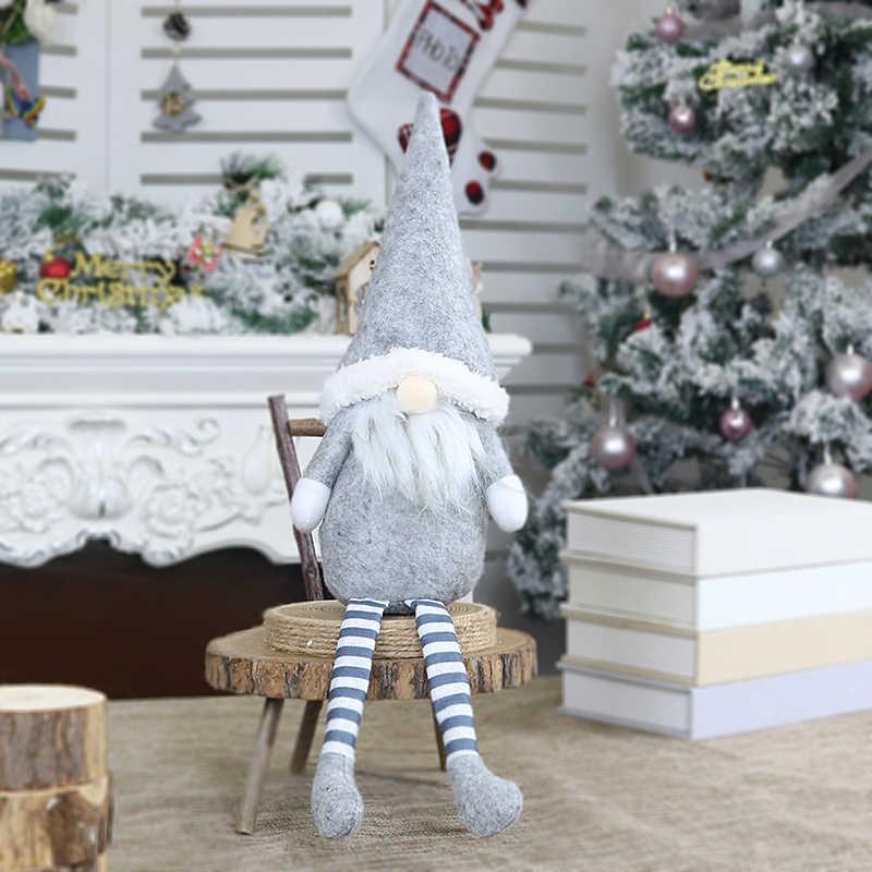 Ông Già Noel Người Tuyết Giáng Sinh Đồ Trang Trí Giáng Sinh Lợi Cho Đảng Đồ Trang Trí Cho Gia Đình Năm Mới Quà Tặng