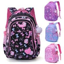 ZIRANYU okul çantaları çocuk sırt çantaları gençler kızlar için hafif su geçirmez okul çantaları çocuk ortopedi okul çantaları