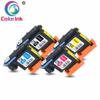 ColorInk C4810A C4811A C4812A C4813A رأس الطباعة رأس الطباعة ل HP 11 1000 1100 1200 2200 2280 2300 2600 2800 CP1700 100 500 9100