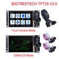 BIGTREETECH TFT35 V3.0 сенсорный экран wifi/12864LCD дисплей 32-битный 3d принтер части для Ender 3/5 SKR V1.3 SKR PRO MKS TFT24 TFT35