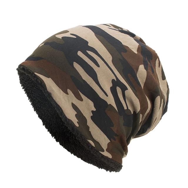 Camouflage Winter Beanie 6