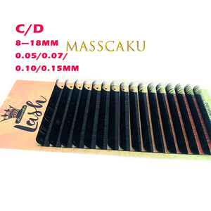 MASSCAKU Eyelashes Makeup Cili