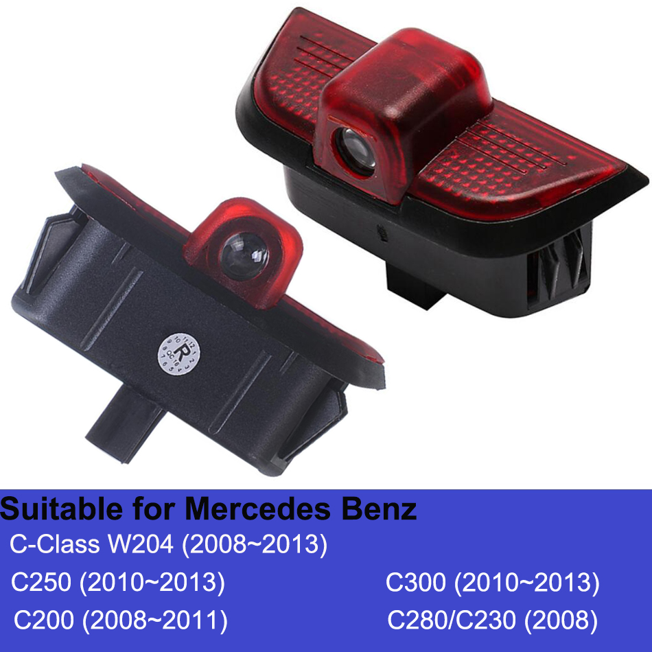 <font><b>W204</b></font> C220 C250 <font><b>C200</b></font> LED Car Door Welcome Light Luces Para Auto Accessories Logo Interior Lights Luz Carro For <font><b>Mercedes</b></font> <font><b>Benz</b></font> AMG image
