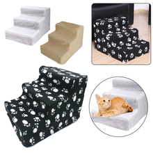 Dog Stairs Pet-Ramp-Ladder Dog-House Steps Removable Small And for Cat Anti-Slip Pet-3