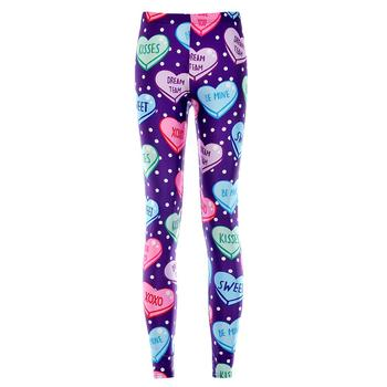20 styles So Cute !!Dark & cat and Leopard print God Horse Mummy Dog Skull colorful Heart Printed leggings women's sexy Pants 18