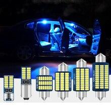 Ошибок светодиодный внутренний Купол Карта светильник набор для Mercedes Benz CLS CLC CLK CLA класс W218 W219 W208 C208 W209 C209 A209 C117 CL203
