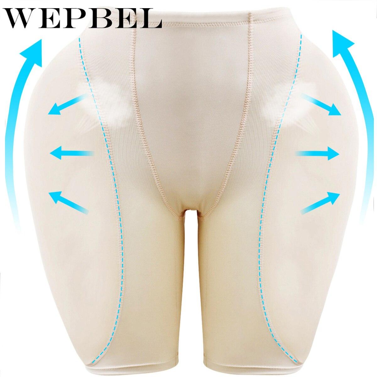 WEPBEL Ложные Ass подтягивающее ягодицы сексуальные пуш-ап для интимных утягивающие бёдра Up бюстгальтер, трусики, нижнее белье, трусы Для женщин...