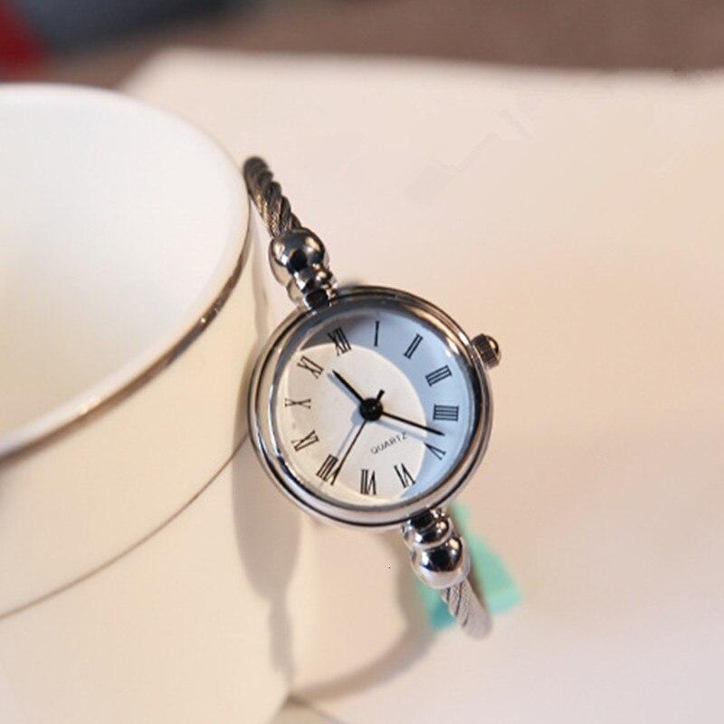 Luxury Women Watch Bracelet Simple Fashion Female Clock Simple Quartz Wrist Watch Women relogio feminino reloj mujer 2019-in Women's Watches from Watches