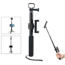FIMI ปาล์ม selfie Stick ชุด Femto มือถือ gimbal กล้องล็อคคลิปโทรศัพท์มือถือแบบพกพาปรับ selfie STICK